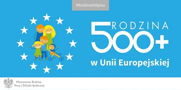Program Rodzina 500 plus w UE